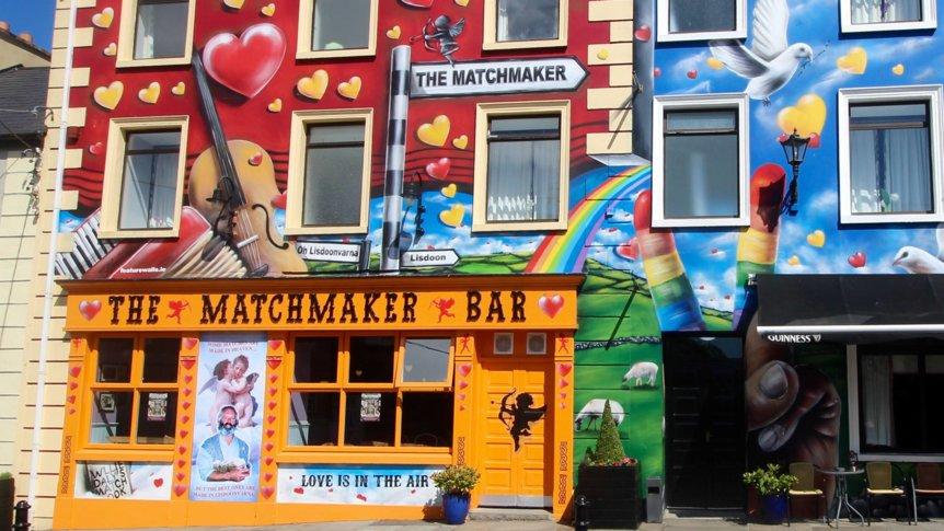 Matchmaker Bar Lisdoonvarna