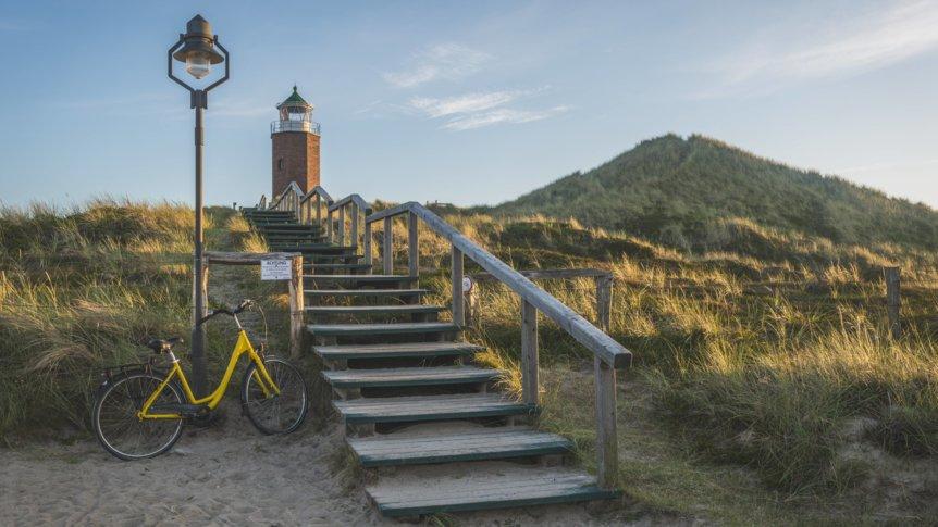 Sylt Radtour