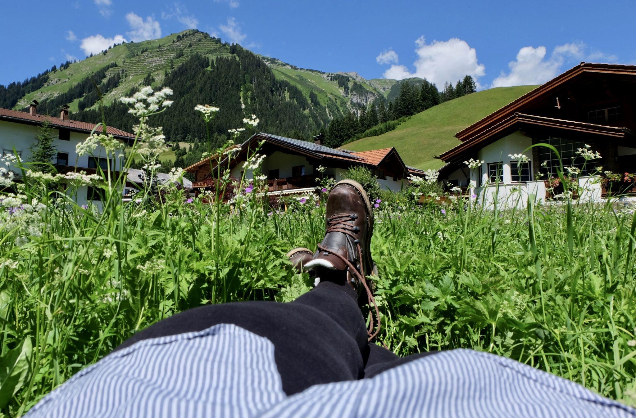 Pause Österreich Tirol