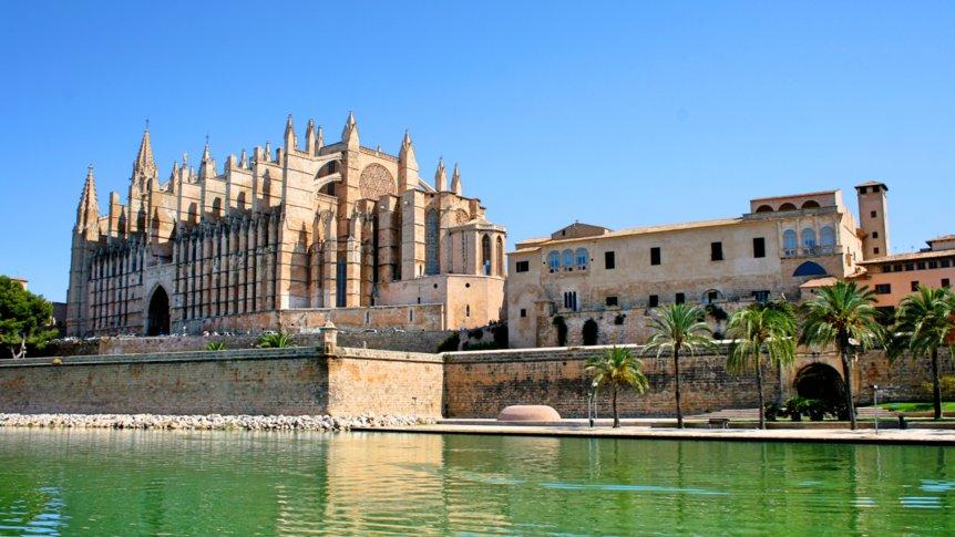 Kathedrale Le Seu Mallorca
