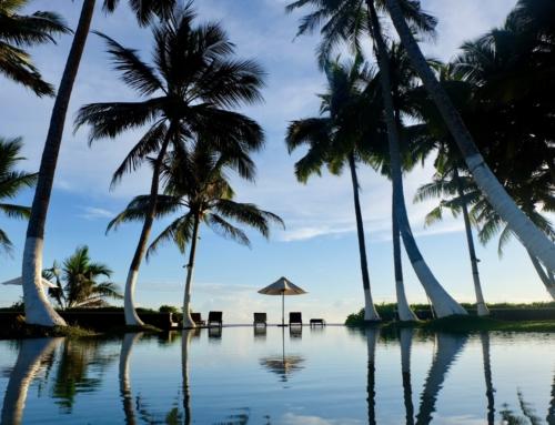 Hotel Hopping auf Sri Lanka