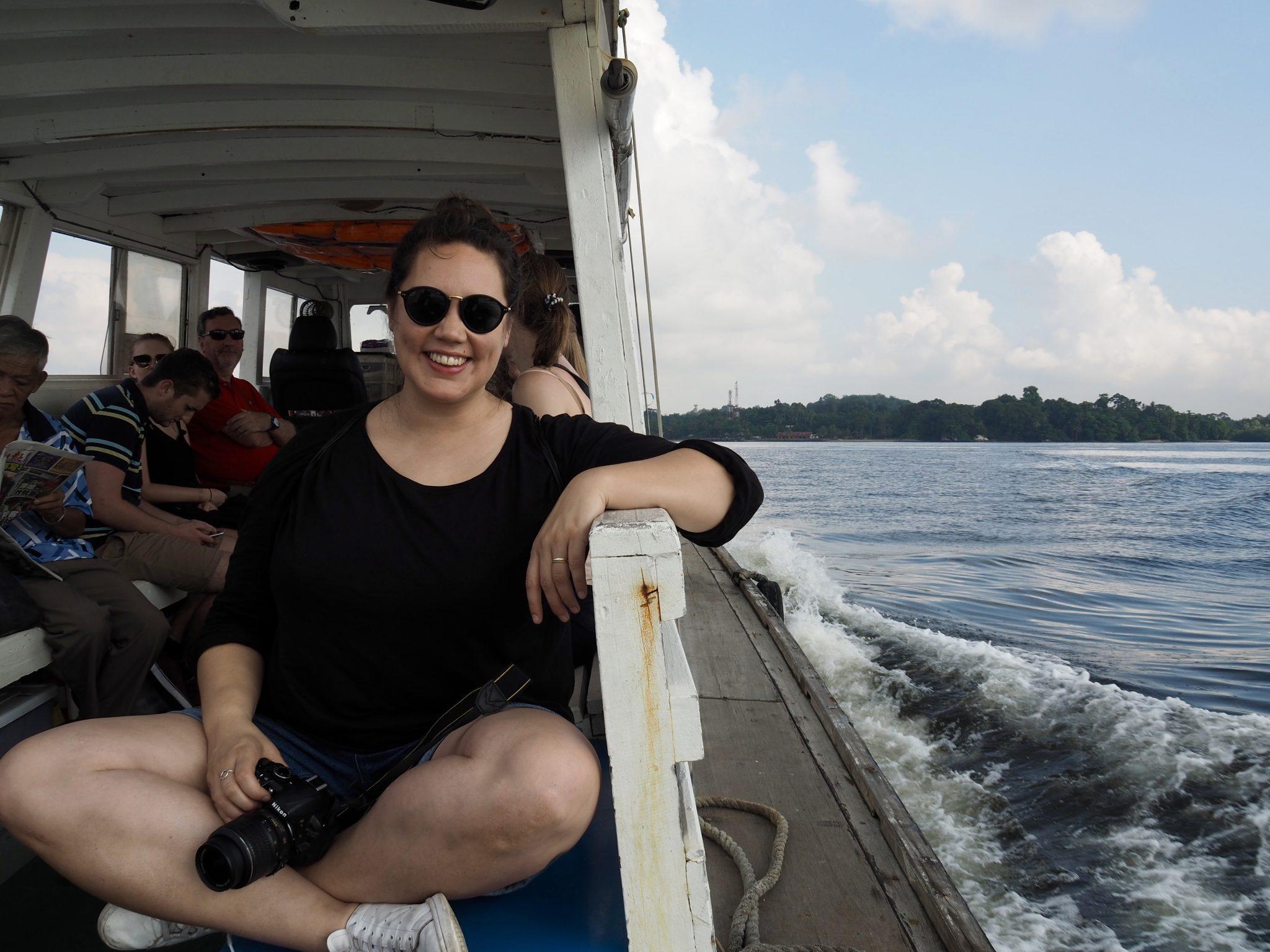 Ride to Pulau Ubin