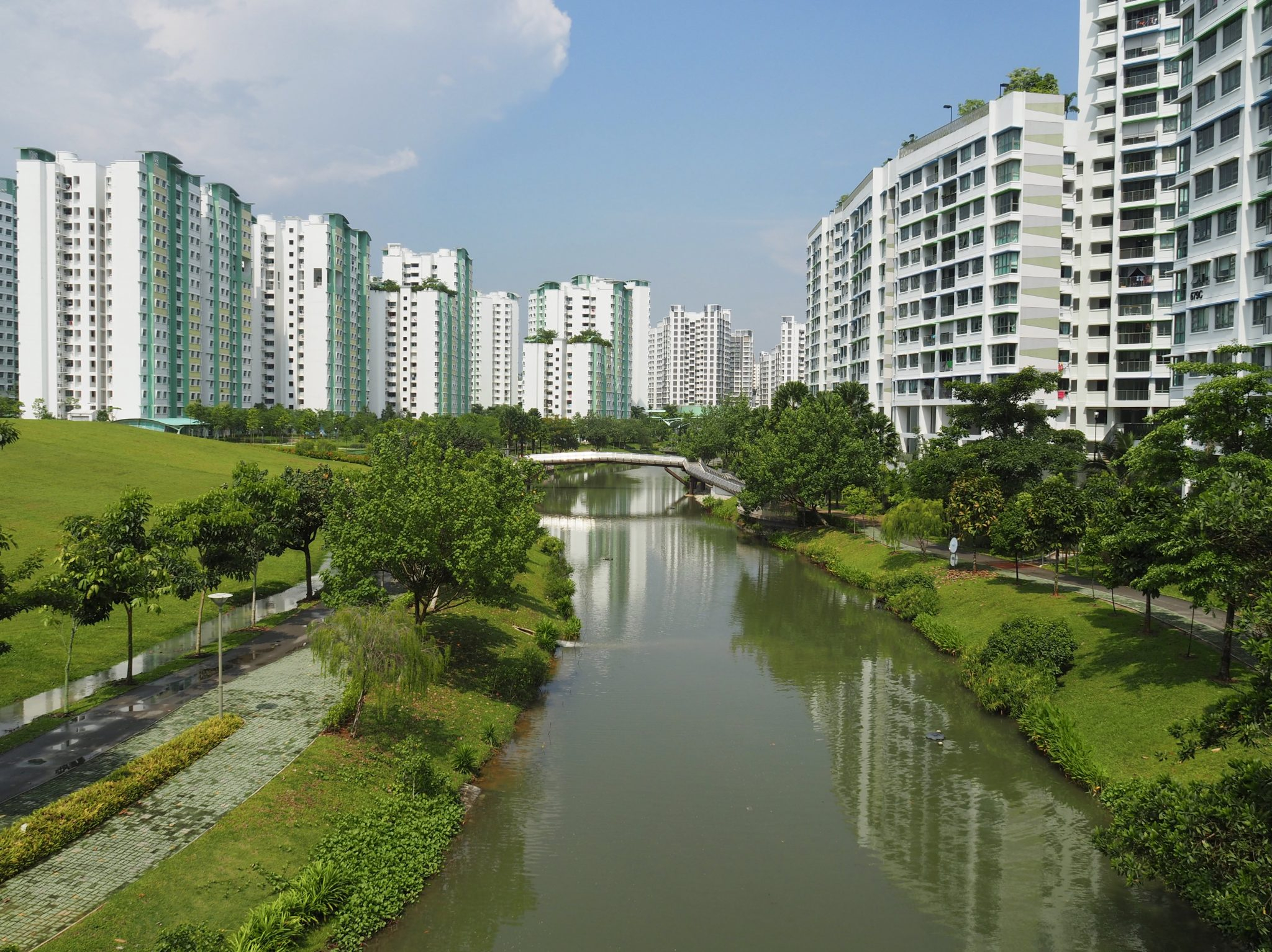 Housing Punggol Waterway Park