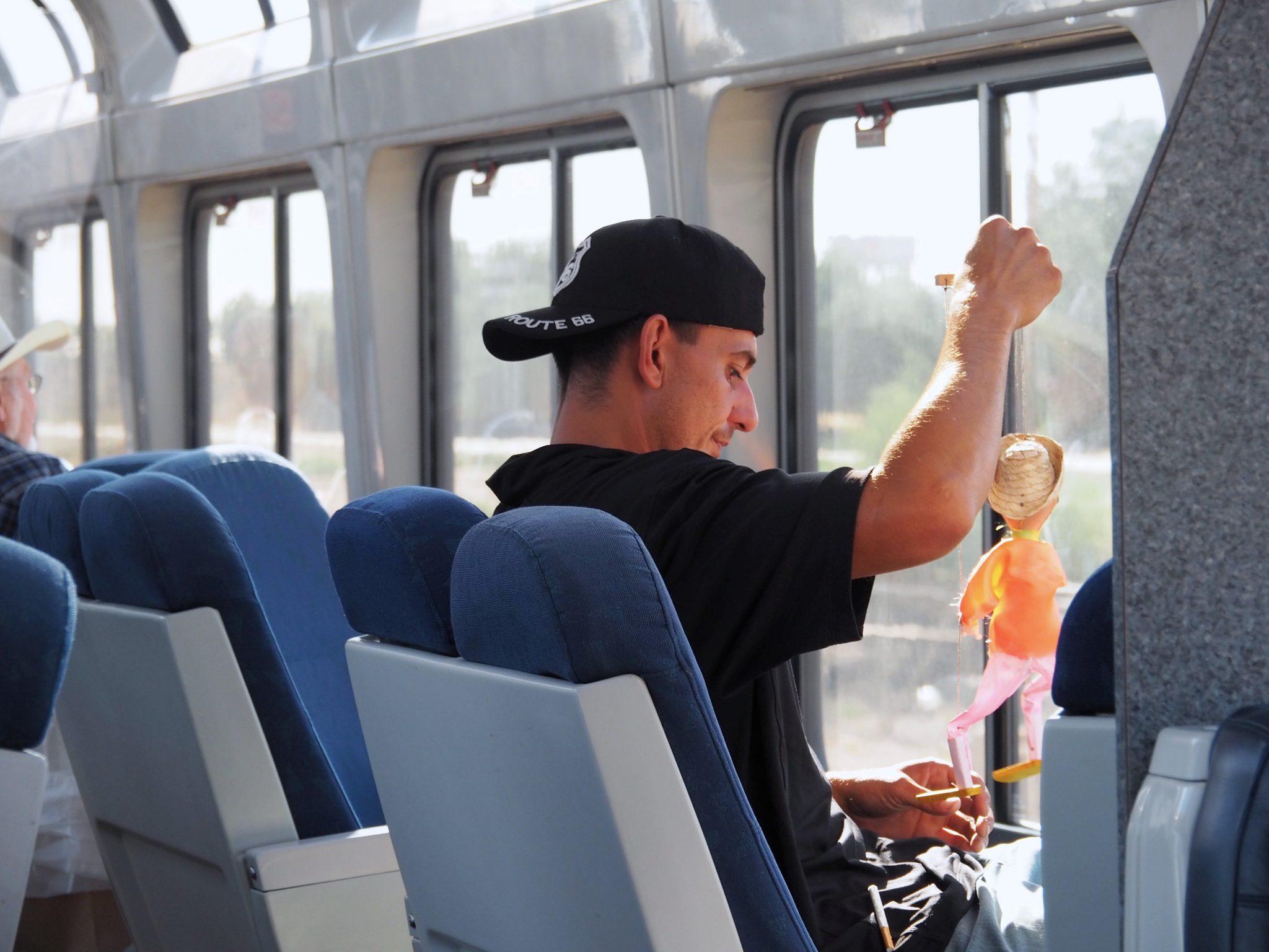 Amtrak Puppenspieler