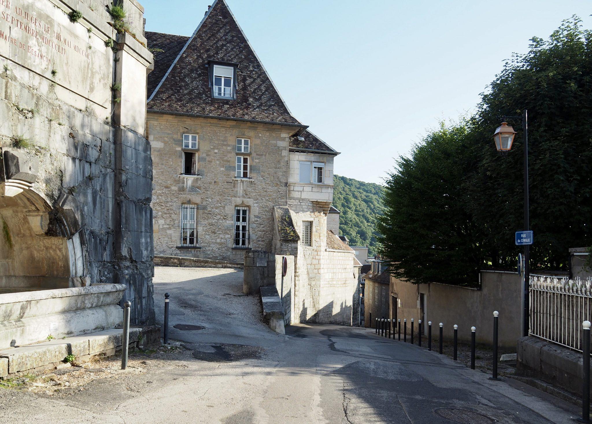 Altstadt Besancon