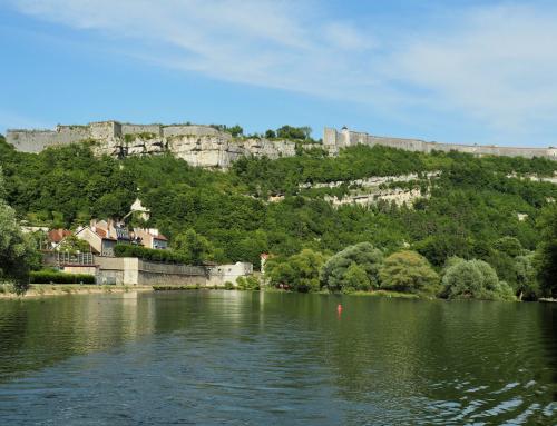 Besançon: das Kultur Bonbon der Franche-Comté