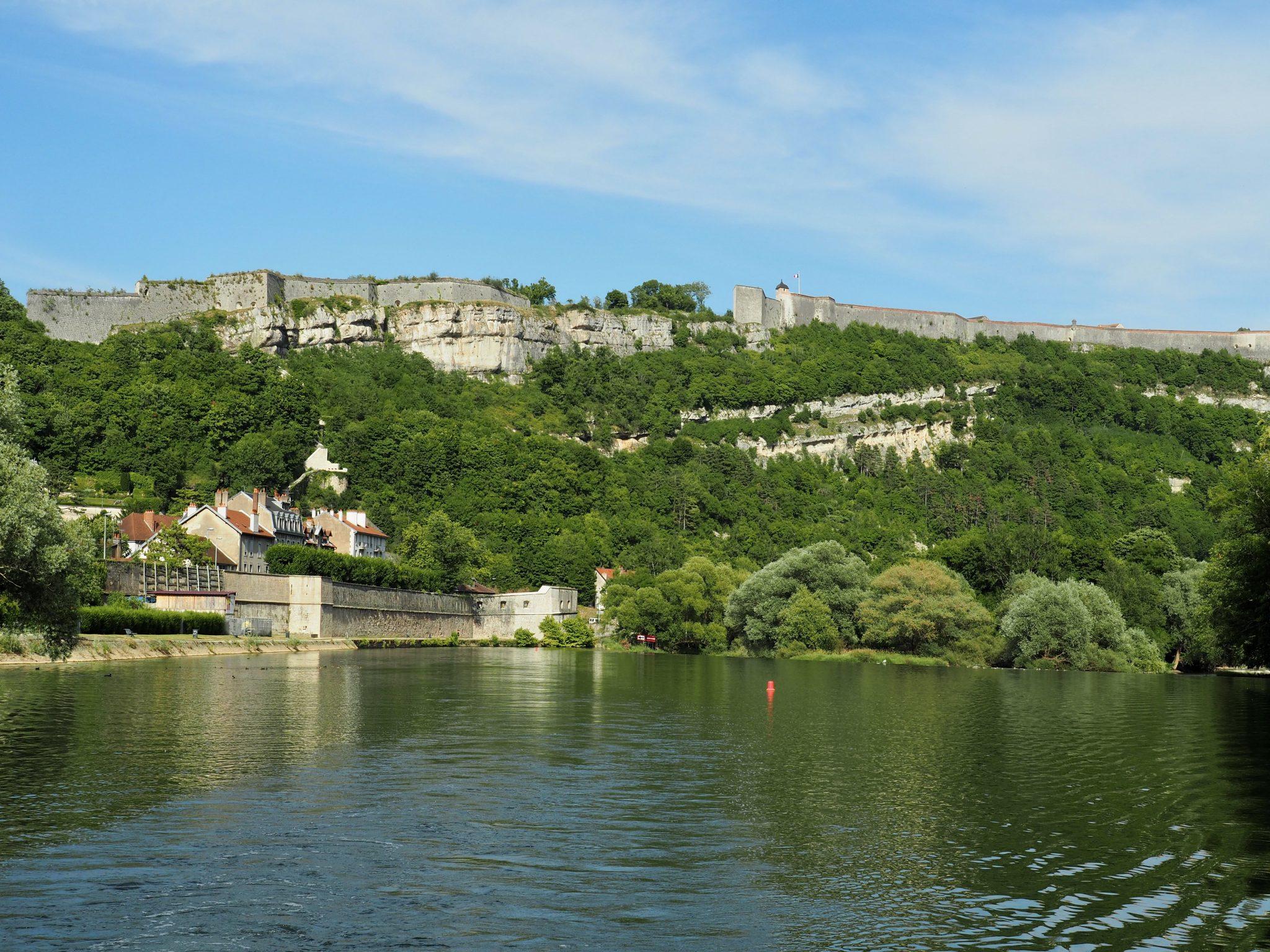 Doubs Zitadelle Besancon