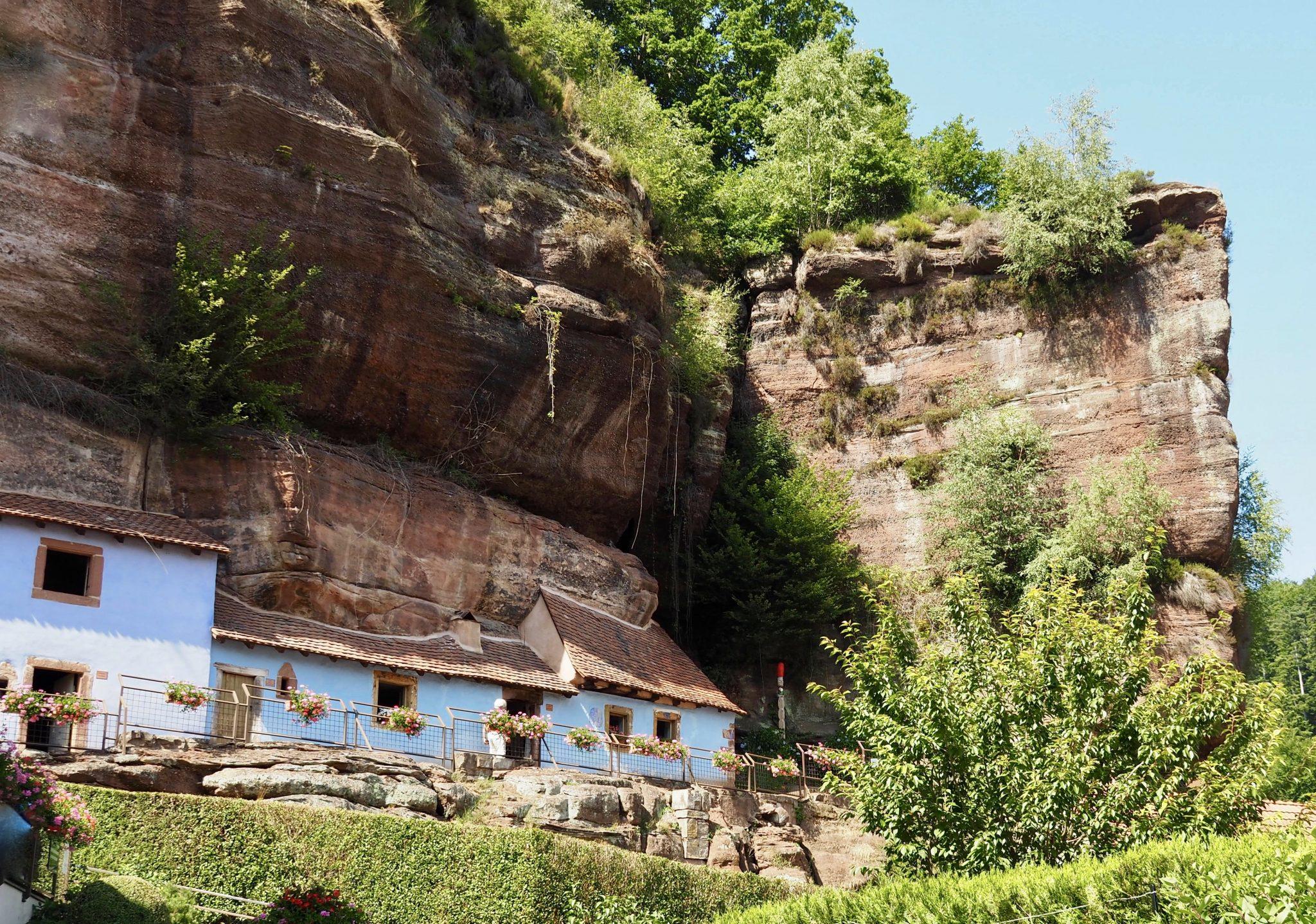 Maisons de Rochers de Graufthal