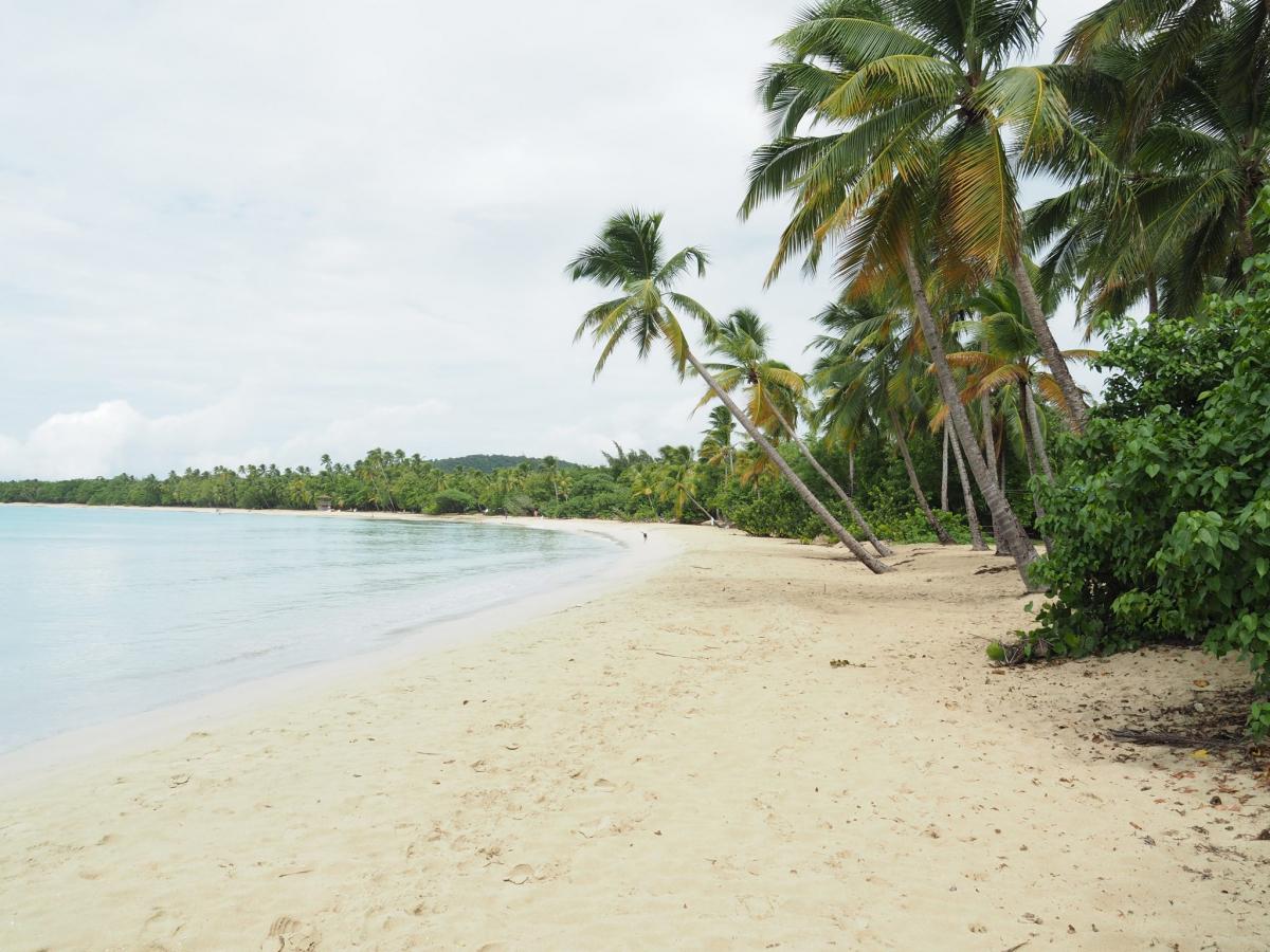 Les Salines Martinique