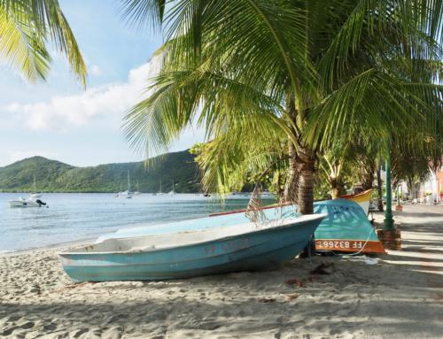 Die schönsten Strände von Martinique