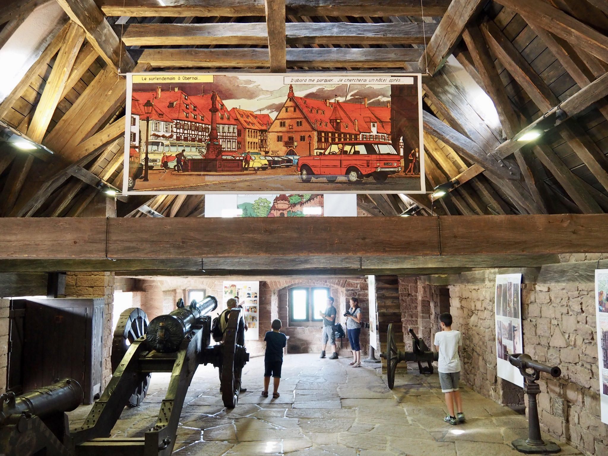 Ausstellung Jacques Martin