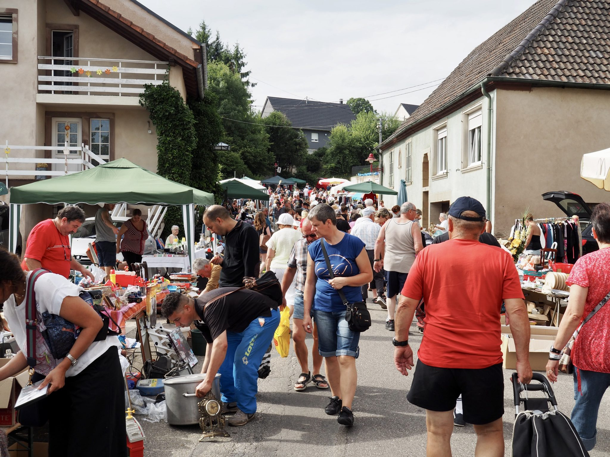 Flohmarkt Thal-Marmourtie