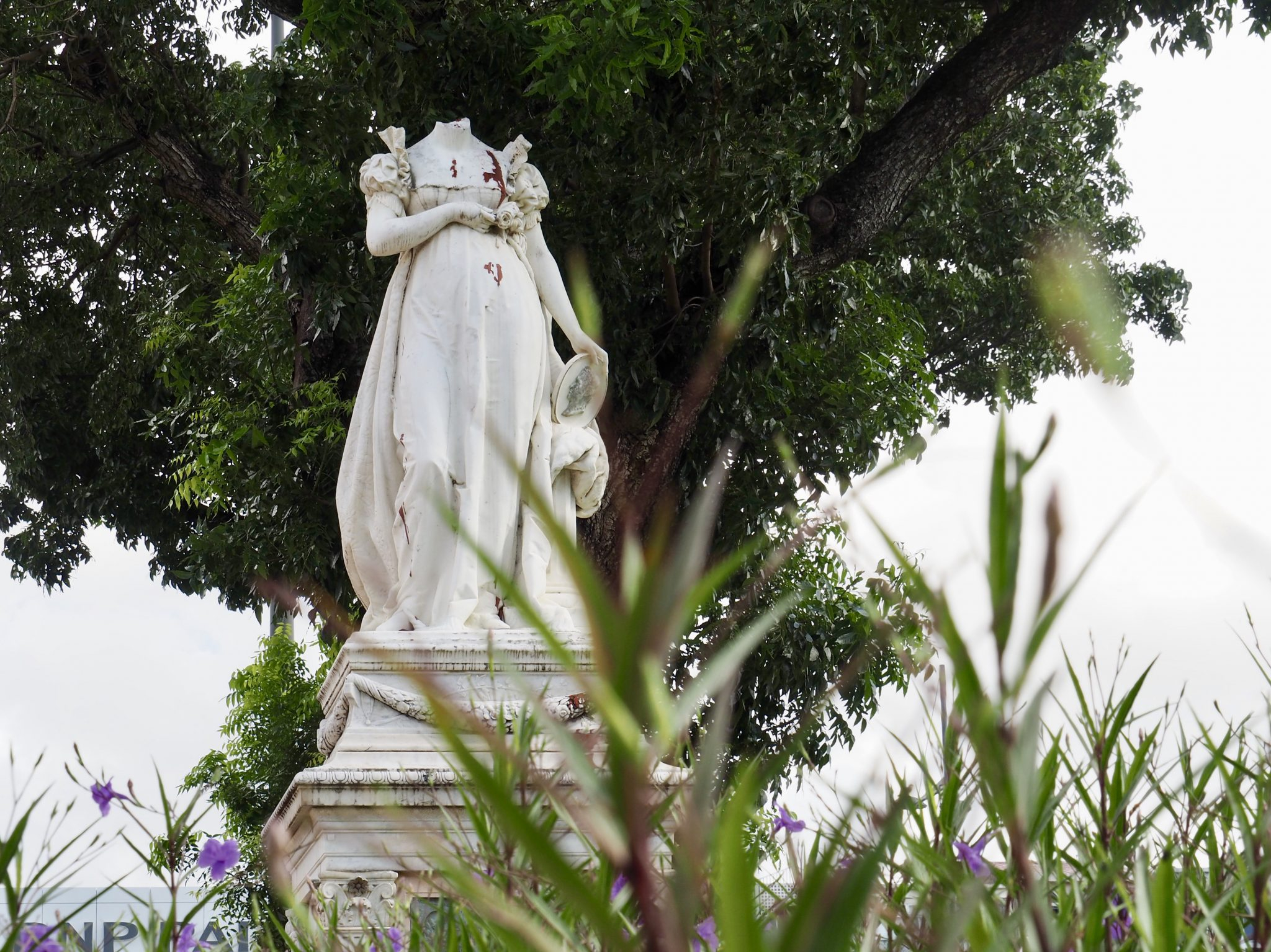 Statue Joséphine de Beauharnais Martinique