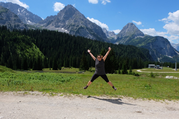 Seebensee Wanderung Tirol