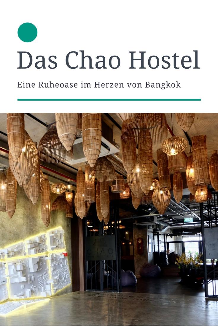 Chao Hostel Pinterest