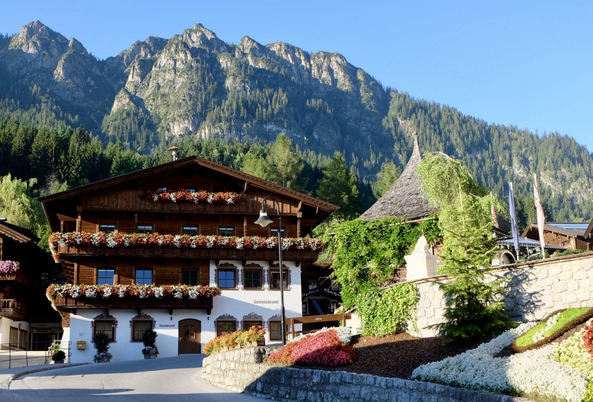 Alpbach Österreich