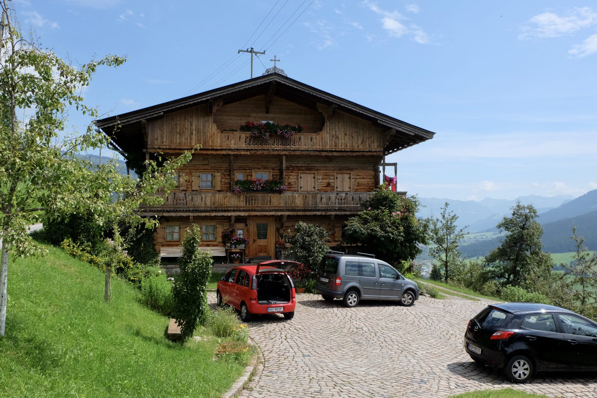 Sennerei Rieser Tirol