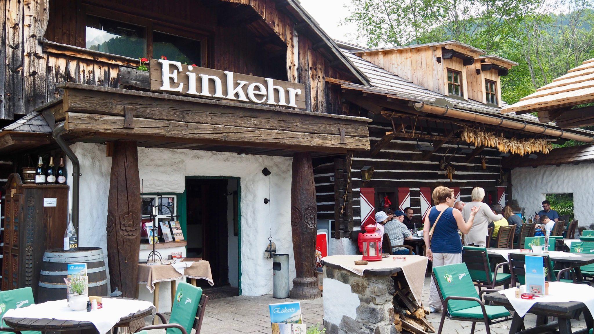 Einkehr Bad Kleinkirchheim