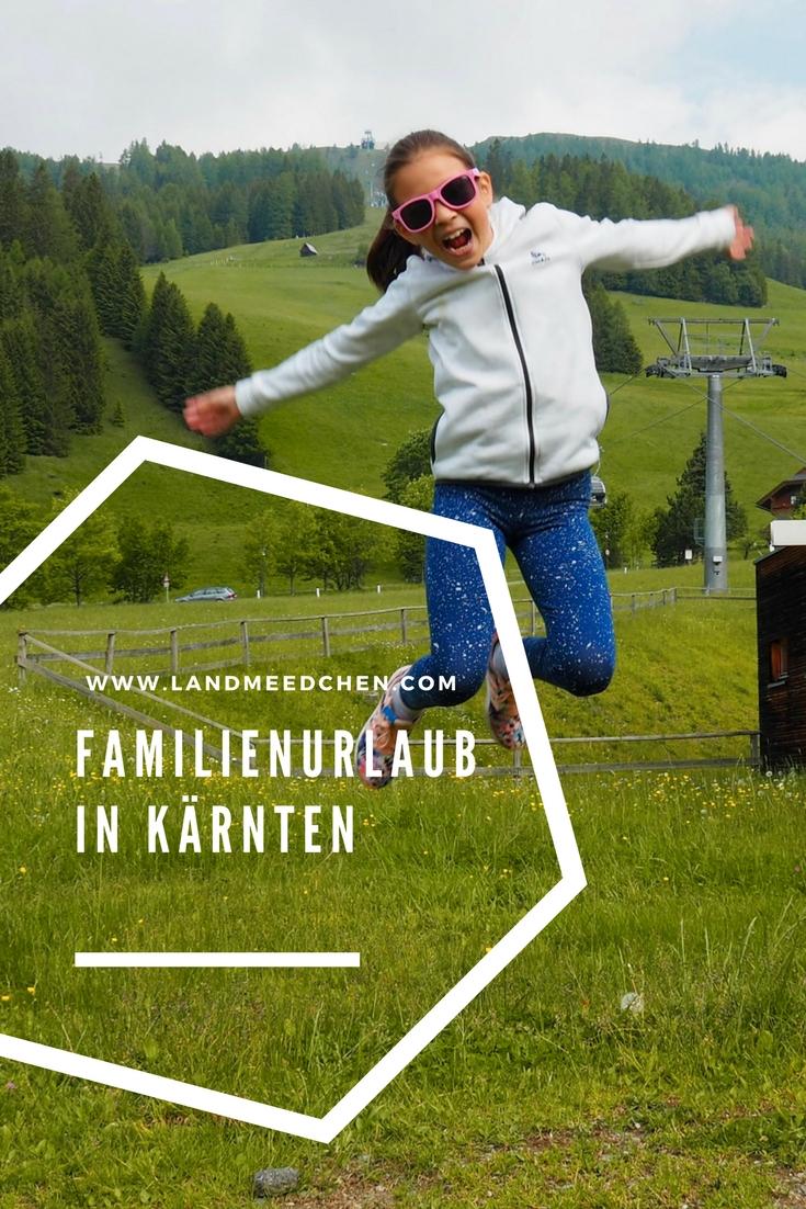 Familienurlaub in Kärntern Pinterest