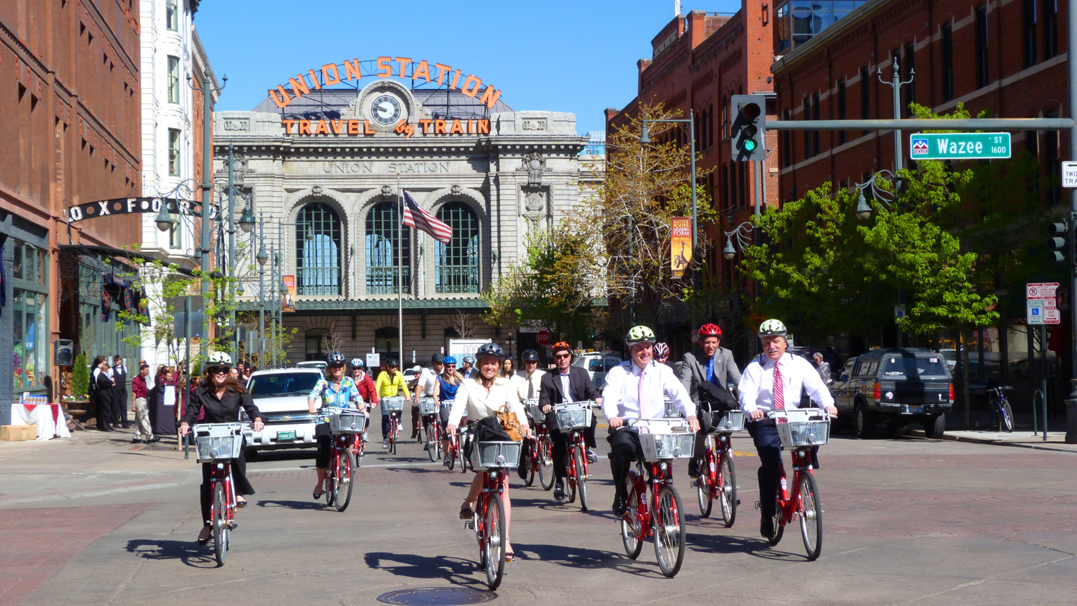 B-cycle Denver