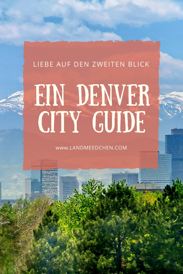 Denver City Guide Pinterest