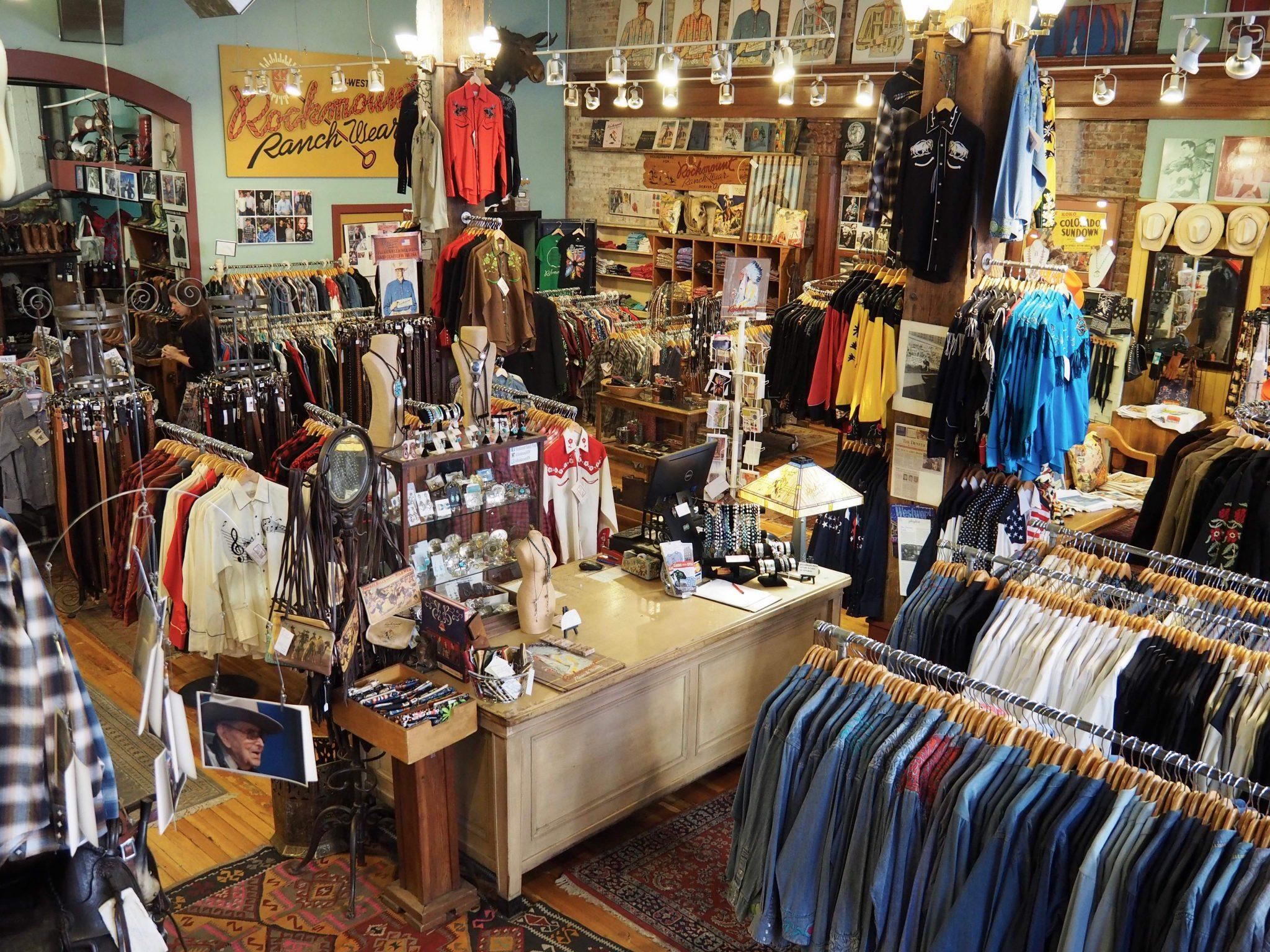 Rockmount Ranch Wear Denver