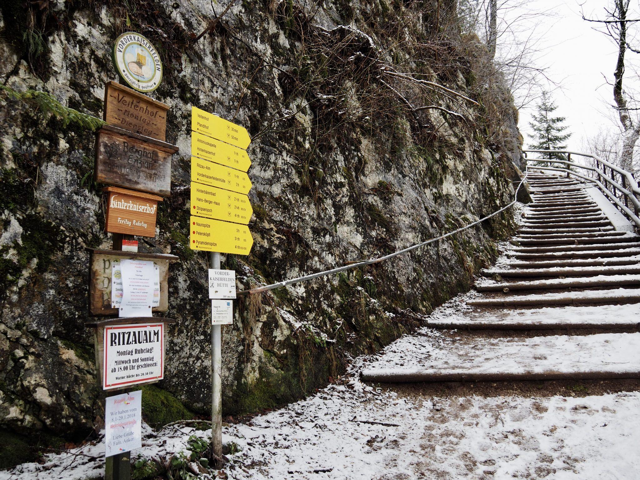 Kaiseraufstieg Kufstein