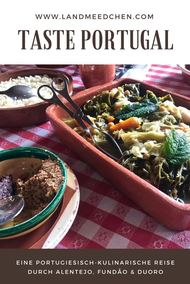 Taste Portugal Pinterest