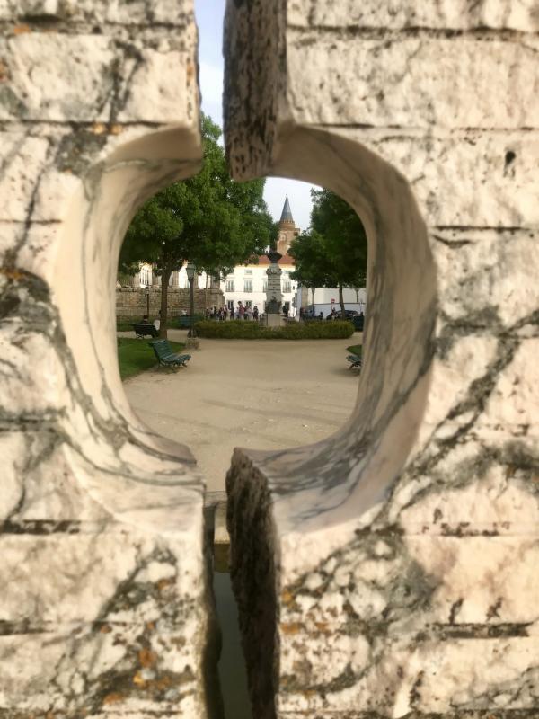 Evora Marktplatz