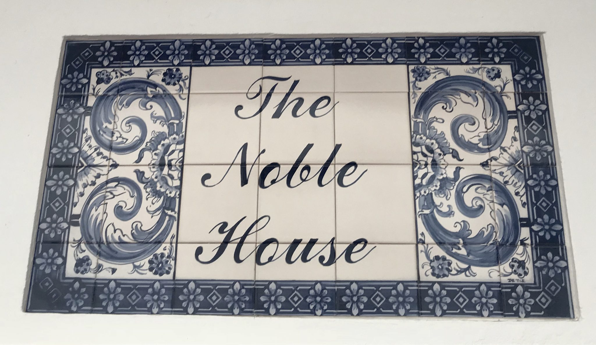 The Noble House Evora