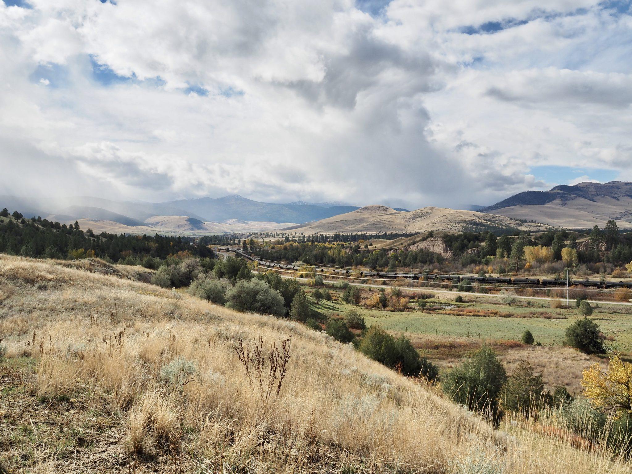 National Bison Range Montana USA