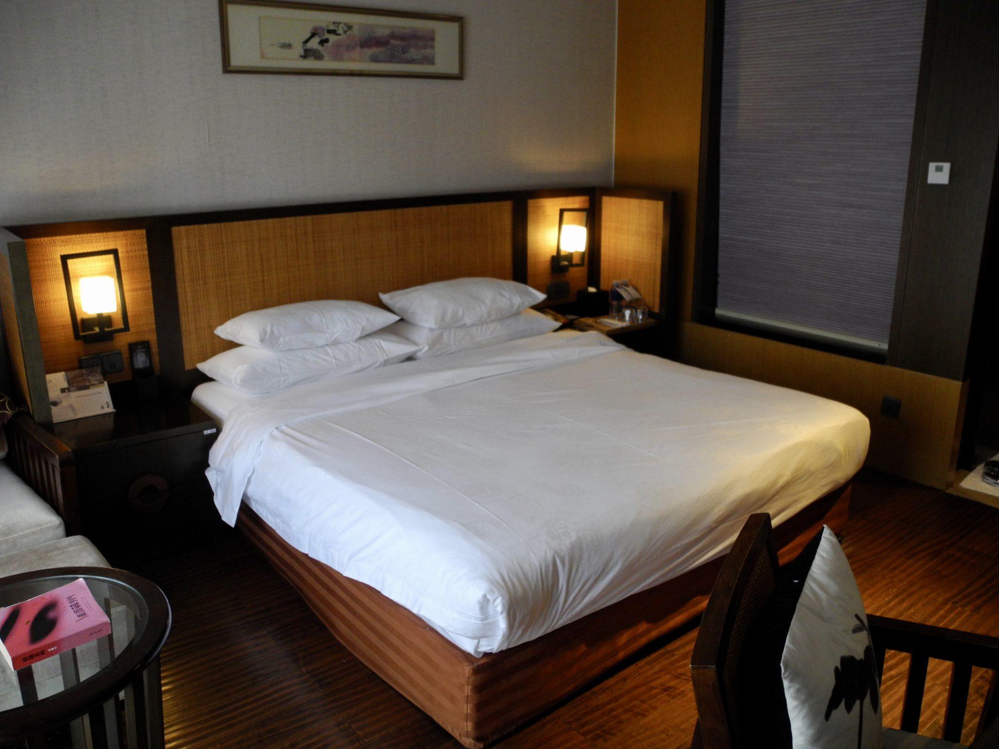 Scholars Hotel PingJiangFu Suzhou