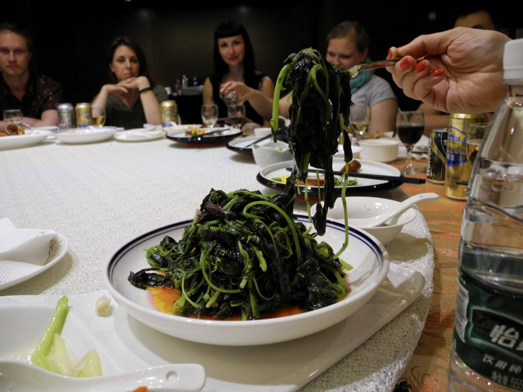 Scholars Hotel PingJiangFu Suzhou Restaurant