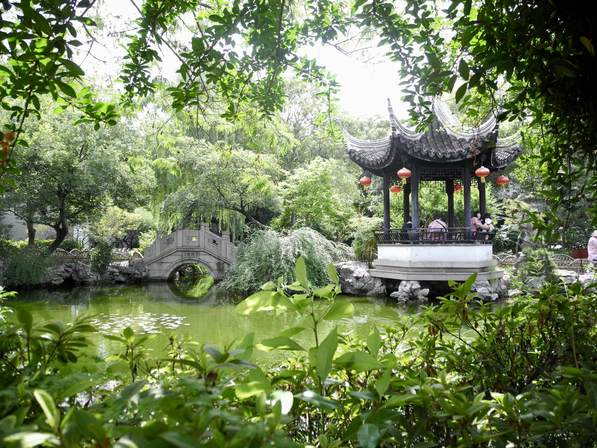 Humble Administrators Garden Mudu Garden