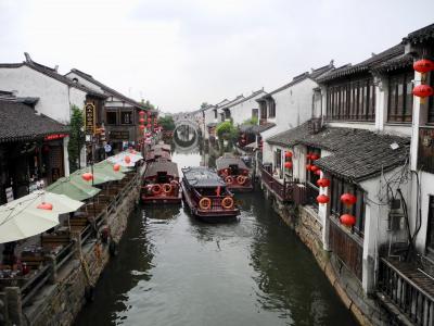 Mudu Acient Water Town China