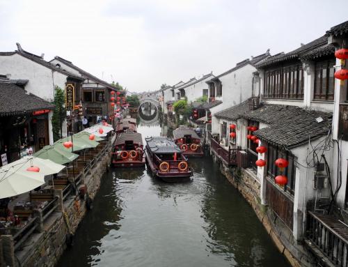 Suzhou: Das Venedig Chinas