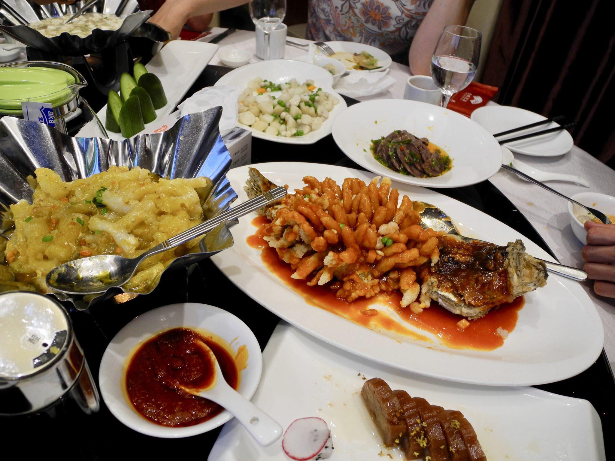 Chinese Food Mudu China