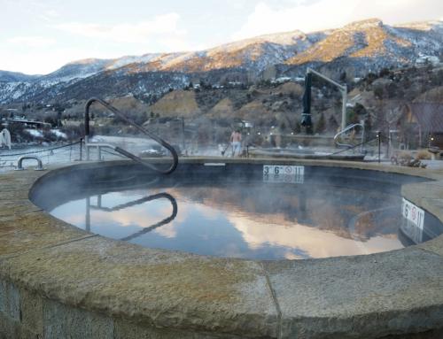 Glenwood Springs: Das Spa-Paradies in den Rocky Mountains