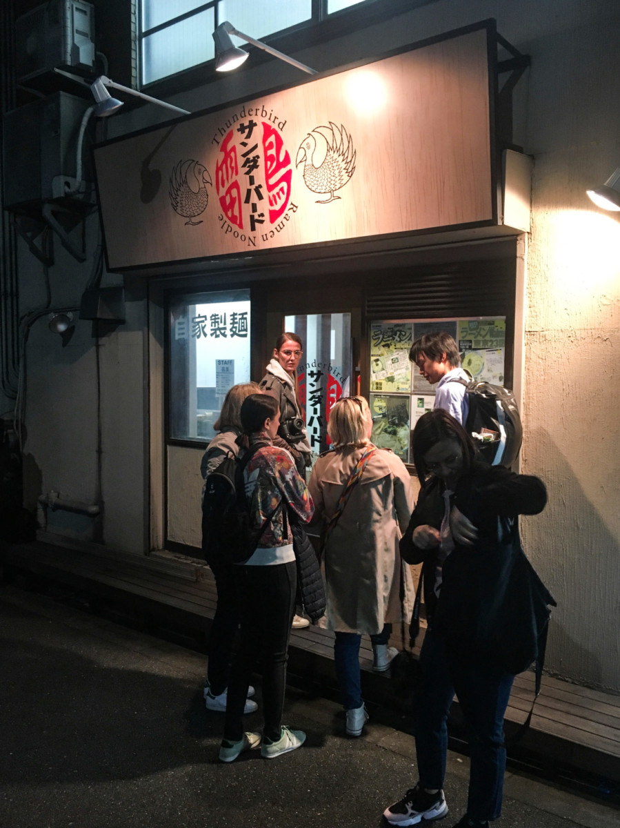 Thunderbird Ramen Tokyo
