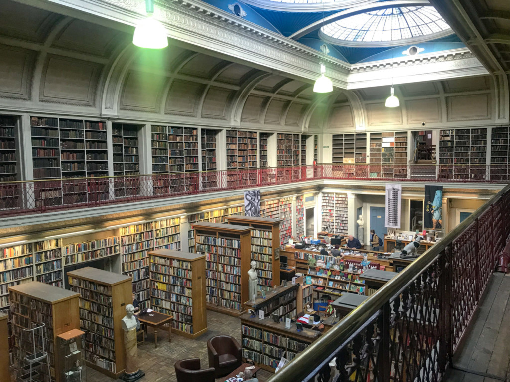 Literary and Philosophical Society Newcastle