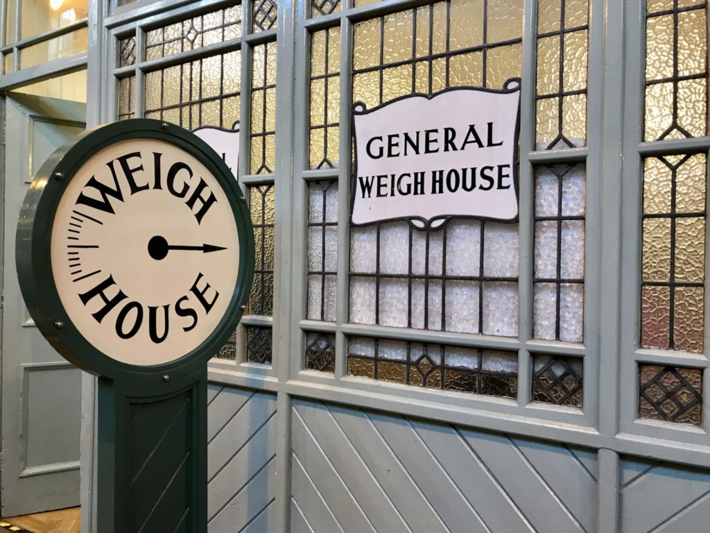 Weigh House Grainger Market Newcastle