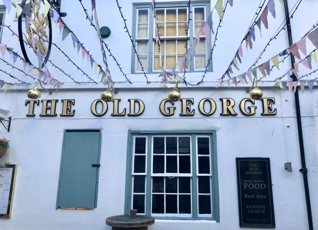 The Old George Newcastle