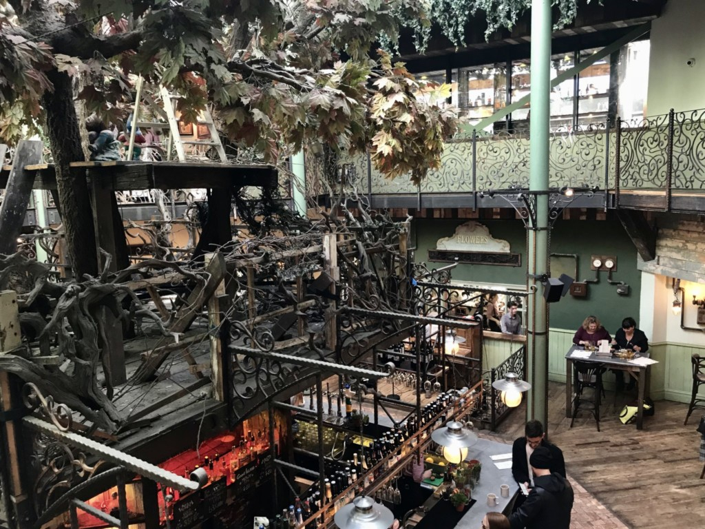 The Botanist Newcastle