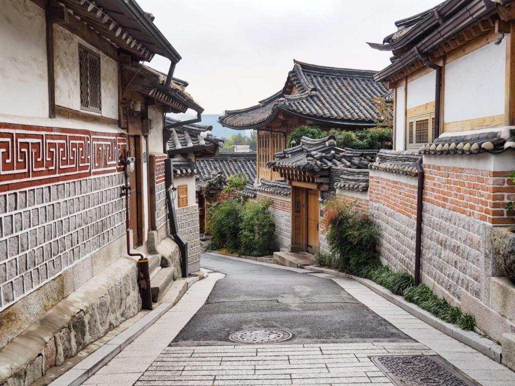 Bukchon Hanok-Village