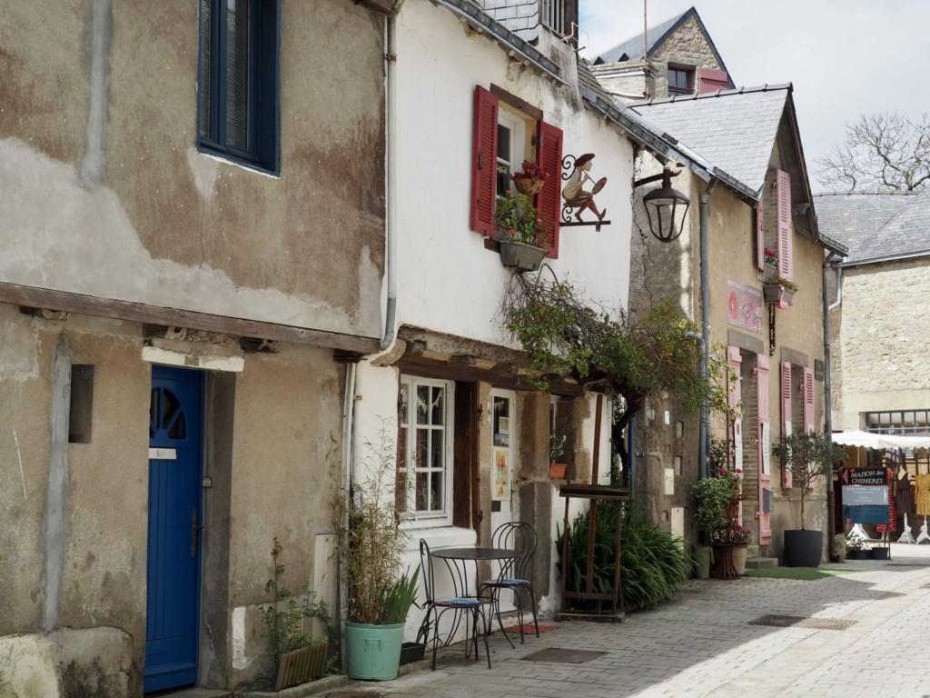 Altstadt Guerande Bretagne