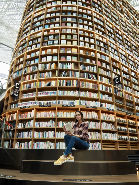 Starfield Library Seoul