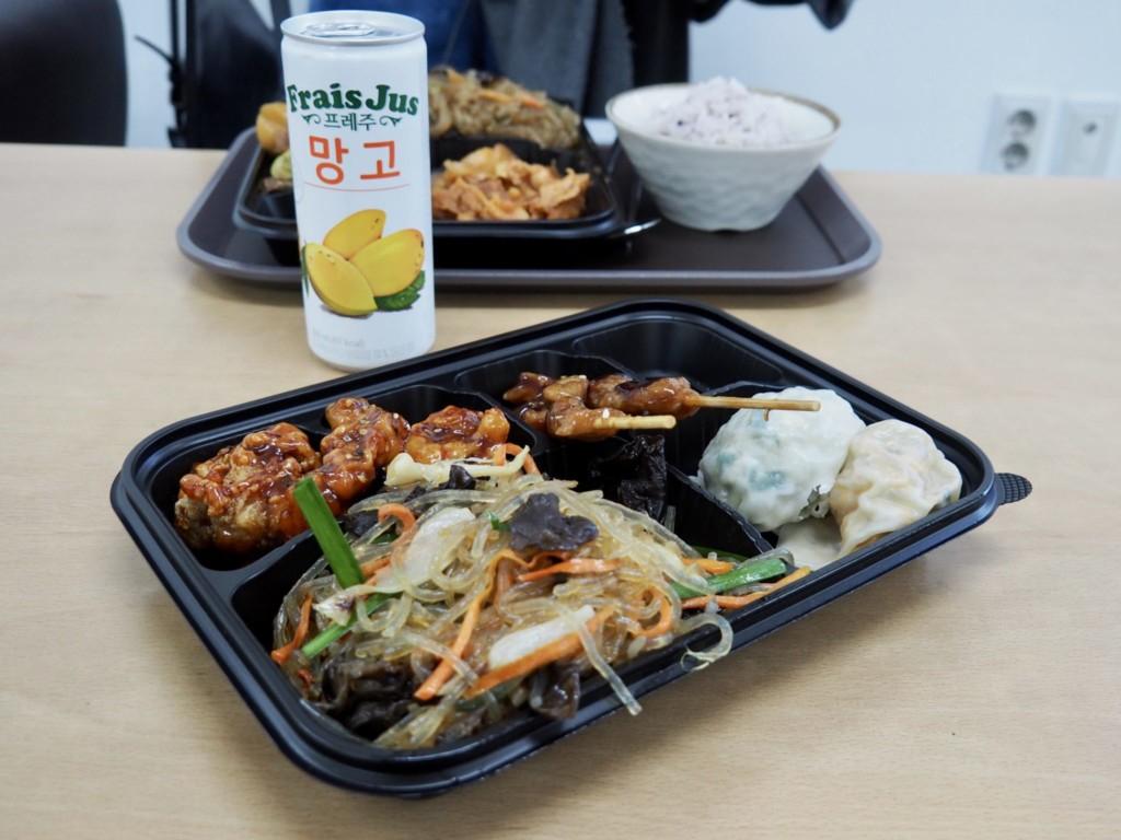 Tongin Market Seoul