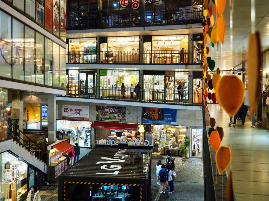 Insa-dong Seoul