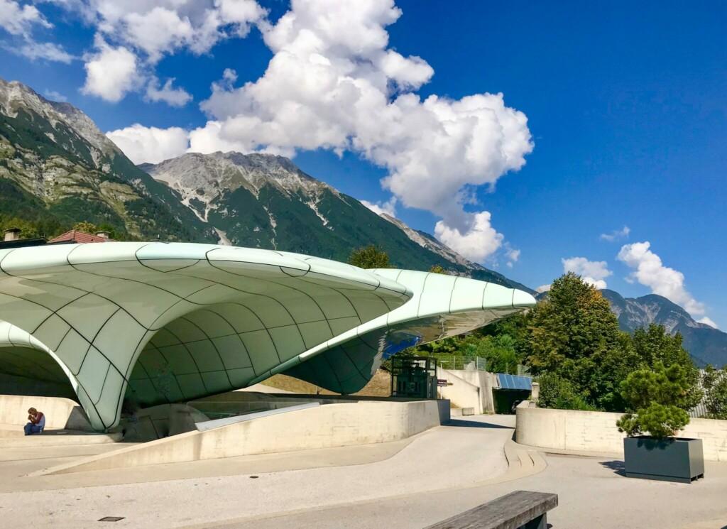 Hungerburgbahn Austria Innsbruck