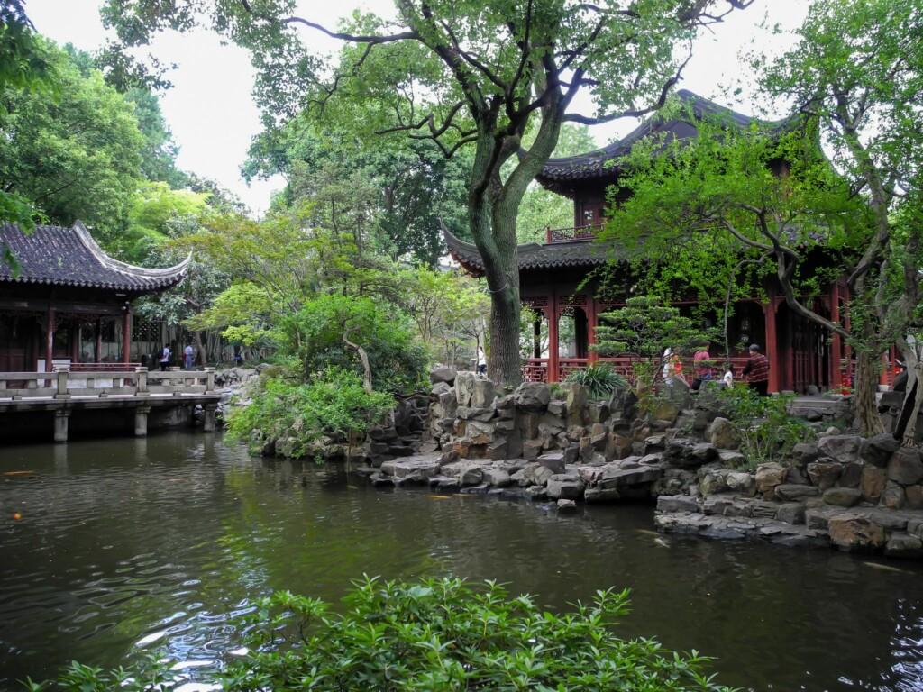Yu Garten Shanghai